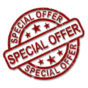 Special Offers (eliquids and eCigs)
