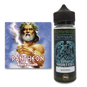 Black Death - Shortfill (100ml eliquid)