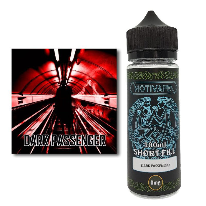 Dark Passenger - Shortfill (100ml eliquid)