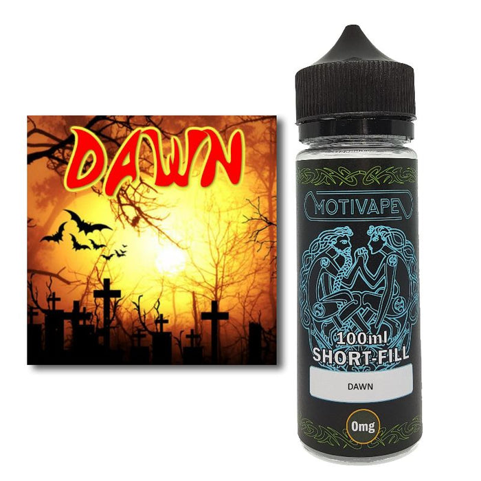 Dawn - Shortfill (100ml eliquid)