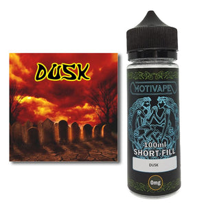 Dusk - Shortfill (100ml eliquid)