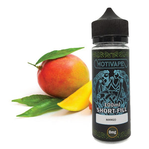 Mango - Shortfill (100ml eliquid)