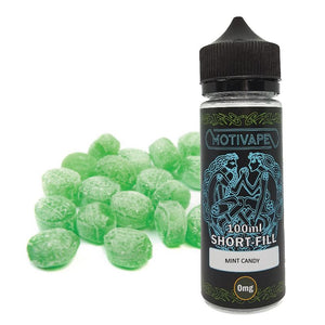 Mint Candy - Shortfill (100ml eliquid)