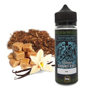 RY4 - Shortfill (100ml eliquid)
