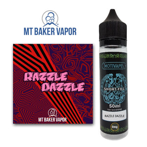 Razzle Dazzle - Shortfill (50ml eliquid)