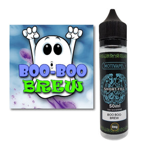 Boo Boo Brew - Shortfill (50ml eliquid)