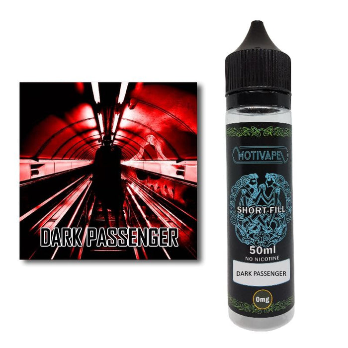 Dark Passenger - Shortfill (50ml eliquid)