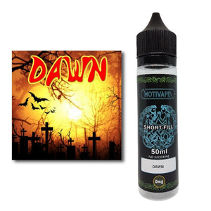 Dawn - Shortfill (50ml eliquid)