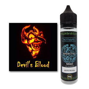 Devils Blood - Shortfill (50ml eliquid)