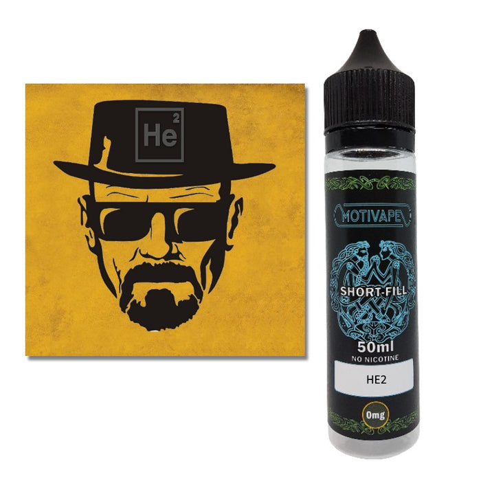 HE2 - Shortfill (50ml eliquid)