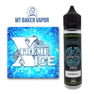 Extreme Ice - Shortfill (50ml eliquid)