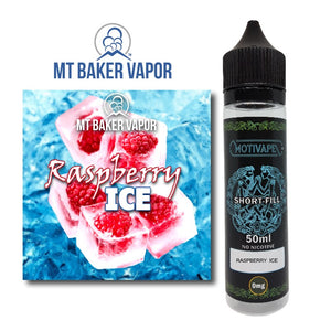 Raspberry Ice - Shortfill (50ml eliquid)