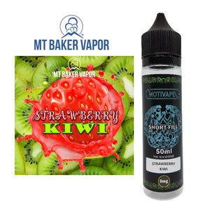 Strawberry Kiwi - Shortfill (50ml eliquid)