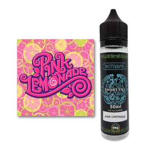 Pink Lemonade - Shortfill (50ml eliquid)