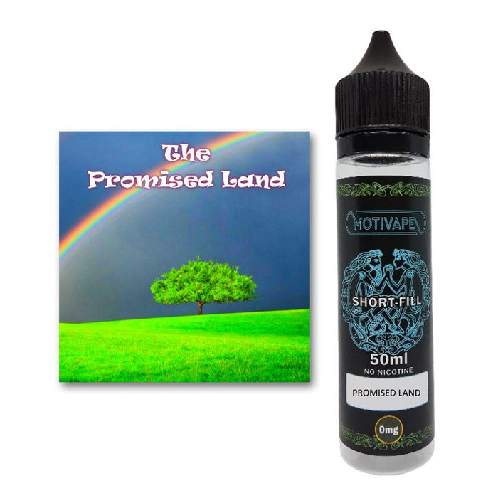 The Promised Land - Shortfill (50ml eliquid)