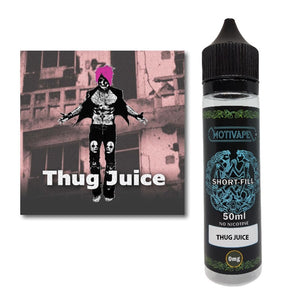 Thug Juice - Shortfill (50ml eliquid)