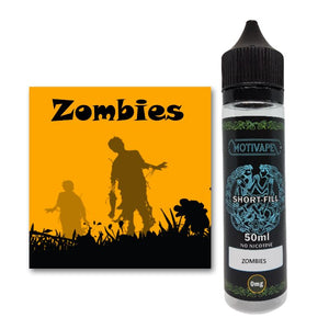 Zombies - Shortfill (50ml eliquid)