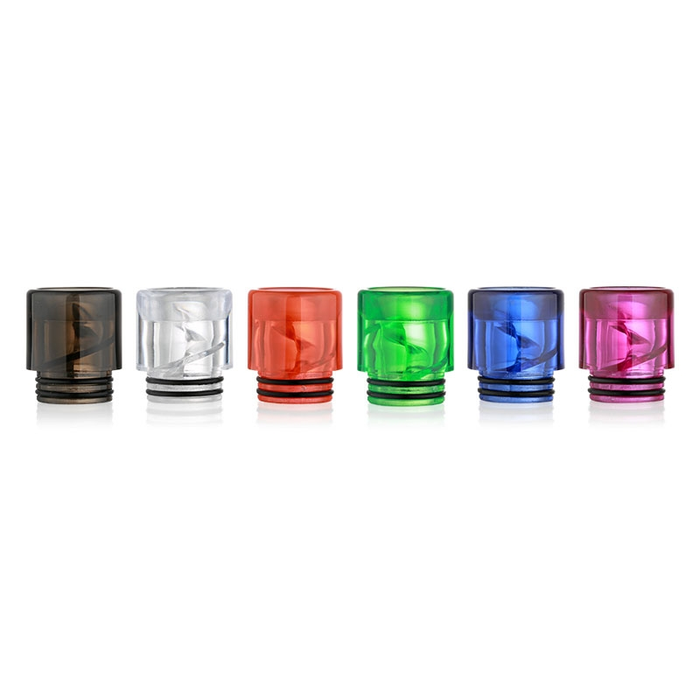 810 Anti Spit Plastic Drip Tips (DT2)