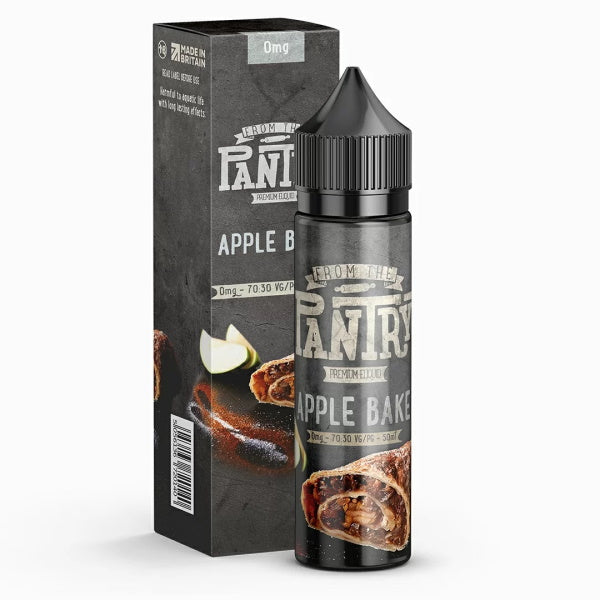 Apple Bake (50ml Shortfill)