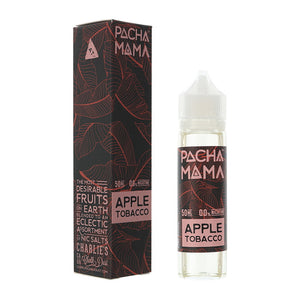 Pachamama - Apple Tobacco (50ml Shortfill)