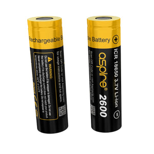 Aspire 18650 20A 2600mah Battery