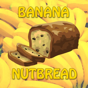 Mt Baker Vapor - Banana Nut Bread (100ml eliquid)