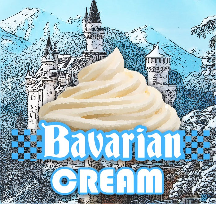 Mt Baker Vapor - Bavarian Cream (100ml eliquid)