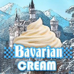 Bavarian Cream - Shortfill (50ml eliquid)