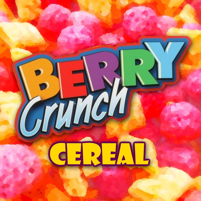 Mt Baker Vapor - Berry Crunch Cereal (100ml eliquid)
