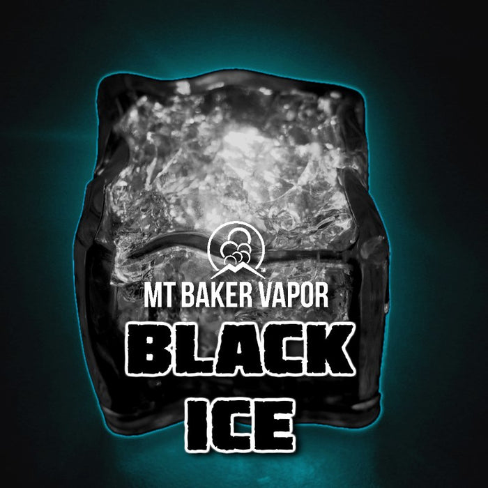 Mt Baker Vapor - Black Ice (100ml eliquid)
