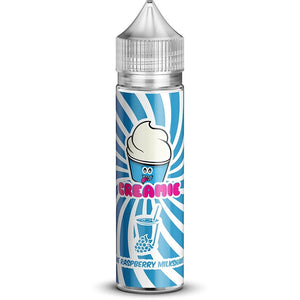 Creamie - Blue Raspberry Milkshake (50ml Shortfill)