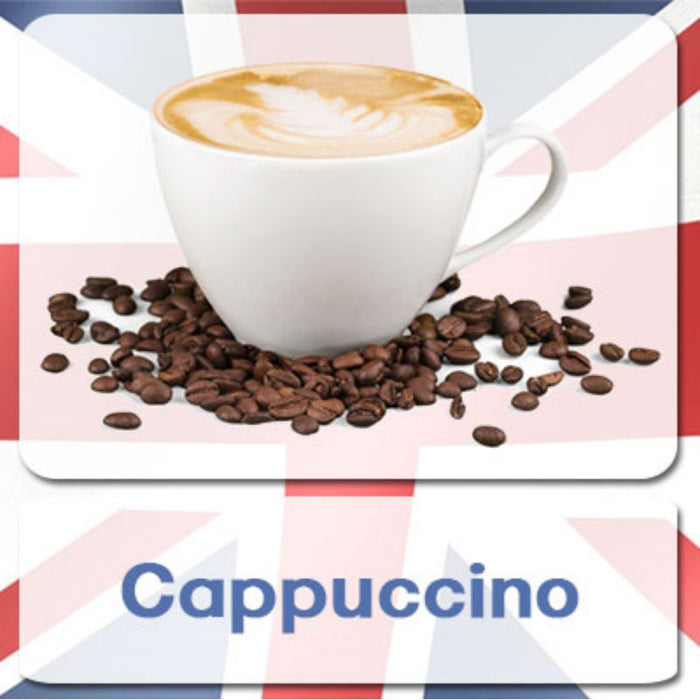 Ultimate Version 2 - Cappaccino (10ml Bottle) | e liquid