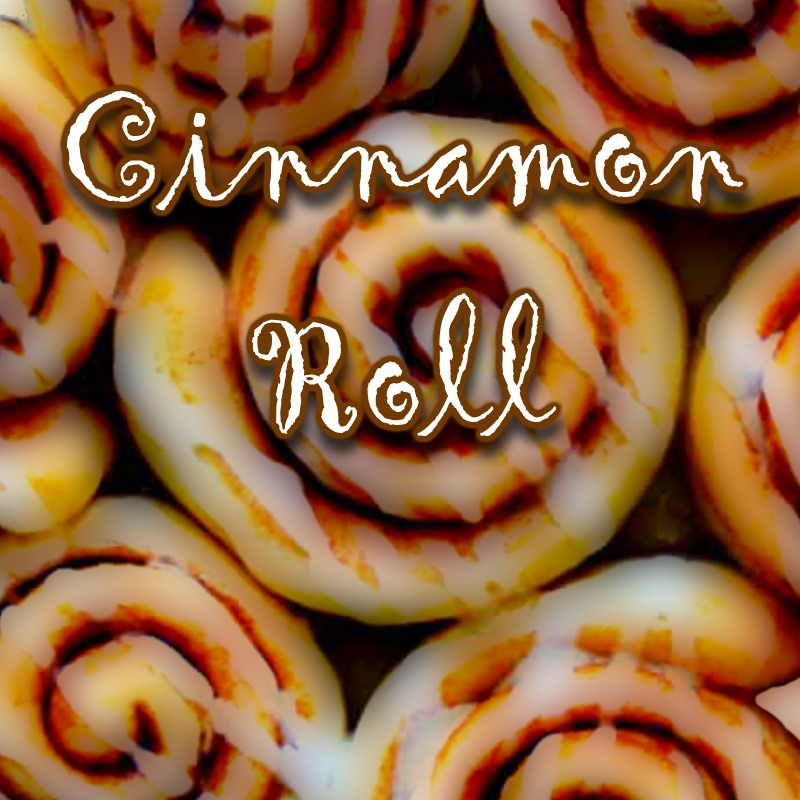 Mt Baker Vapour - Cinnamon Roll (100ml eliquid)
