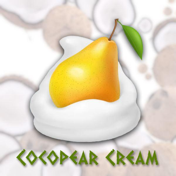 Cocopear Cream - 100ml e liquid