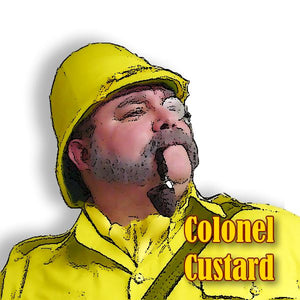 Colonel Custard (T-Juice)  - 100ml e liquid