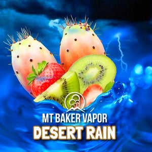 Mt Baker Vapor - Desert Rain (100ml eliquid)