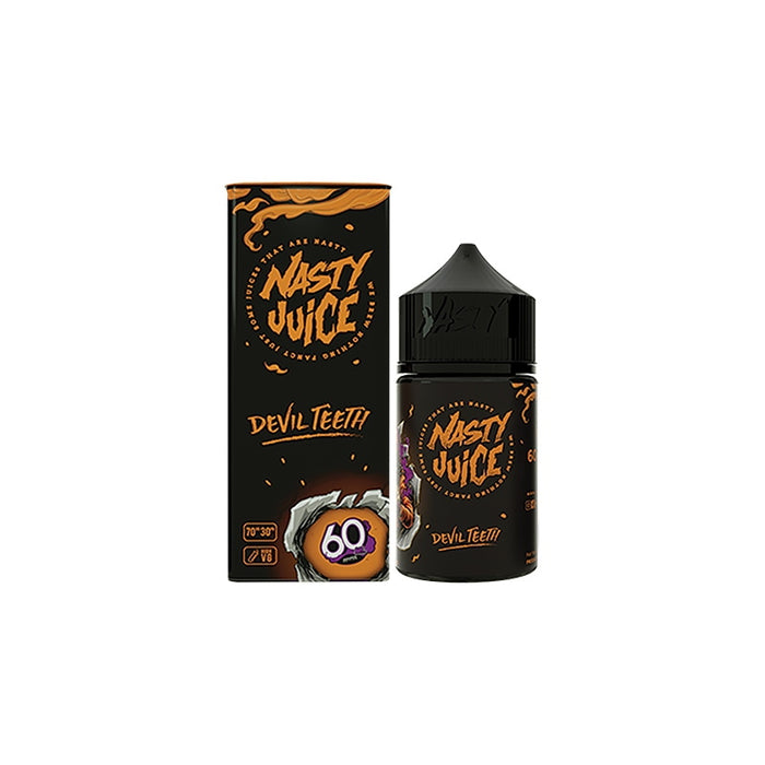 Nasty Juice - Devil Teeth (50ml Shortfill)