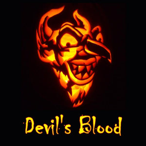 Devils Blood - 100ml bottle of e liquid made in the UK
