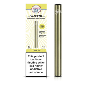 Dinner lady 20MG Disposable Vape Pen