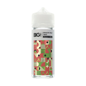 Big Tasty - Dragon fruit Twist (100ml Shortfill)