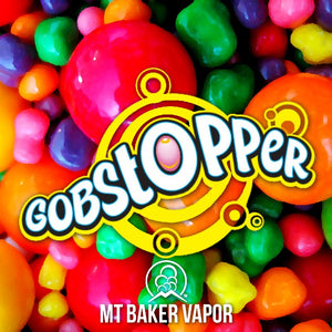Mt Baker Vapor - Gobstopper (100ml eliquid)
