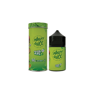 Nasty Juice - Green Ape (50ml Shortfill)