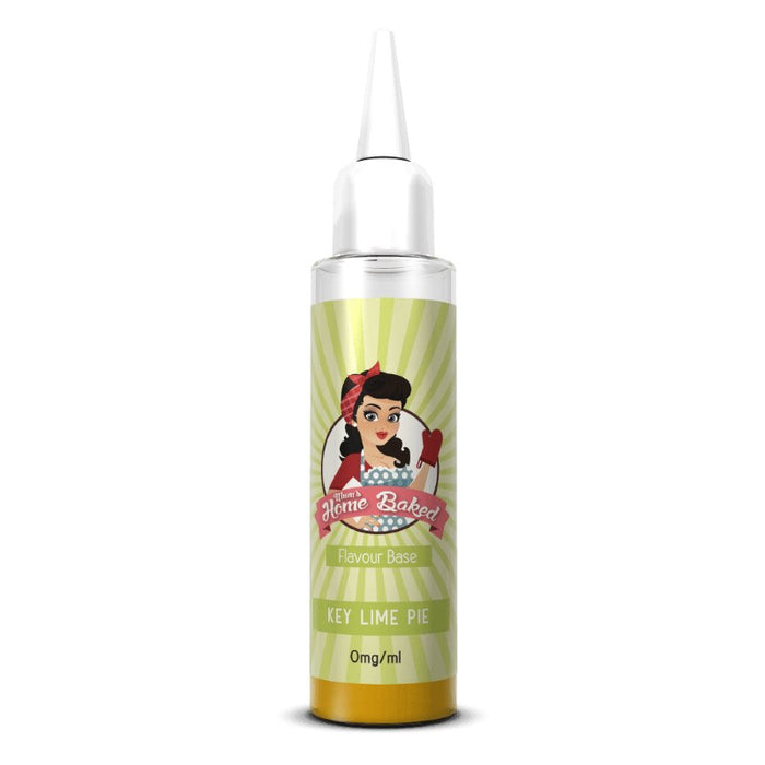 Mums Home Baked - Key Lime Pie (50ml Shortfill eliquid)