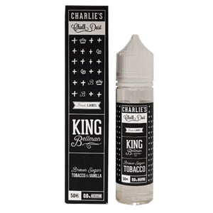 Charlies Chalk Dust - King Bellman (50ml eliquid)