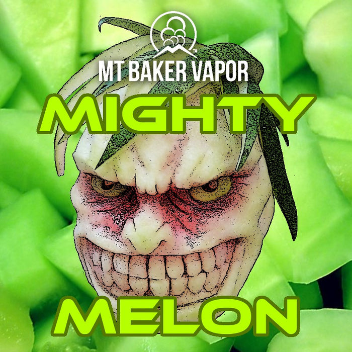 Mt Baker Vapor - Mighty Melon (100ml eliquid)