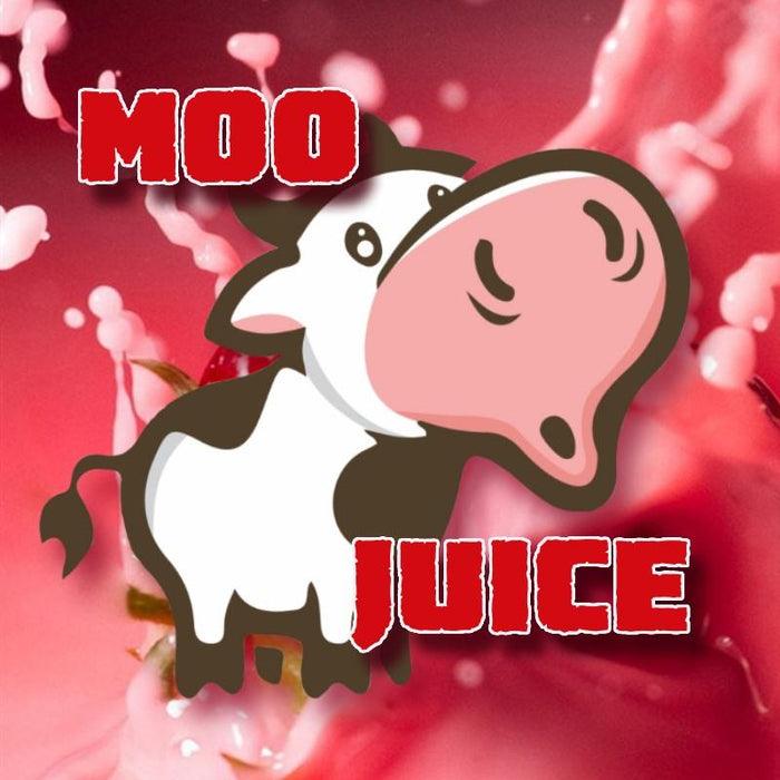 Mt Baker Vapor - Moo Juice (100ml eliquid)