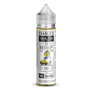 Charlies Chalk Dust - Mr Meringue (50ml eliquid)