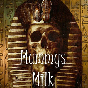 Mummys Milk - 100ml bottle of e liquid made in the UK