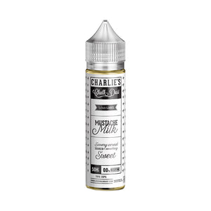 Charlies Chalk Dust - Mustache Milk (50ml eliquid)