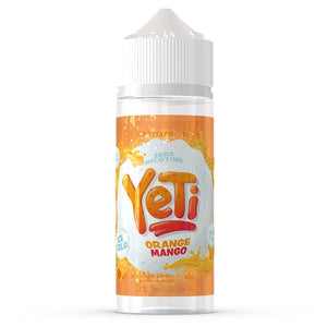 Yeti - Orange Mango (100ml Shortfill)